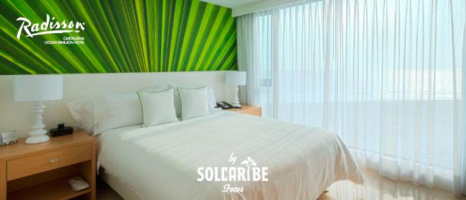Hotel Radisson Cartagena Ocean Pavillion
