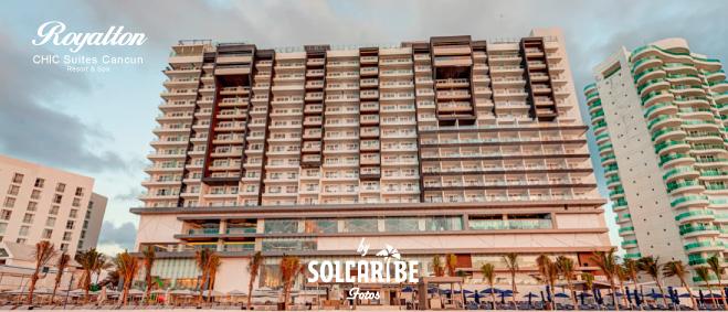 Hotel Royalton Chic Suites Cancún