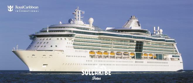 Buque Brillance of the Seas 02