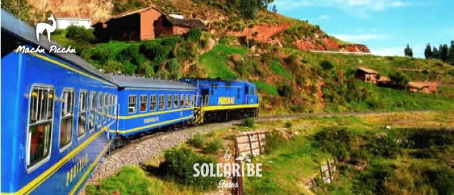 Tren Cusco Machu Pichu