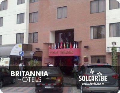 Hotel Britania Lima Peru San Borja