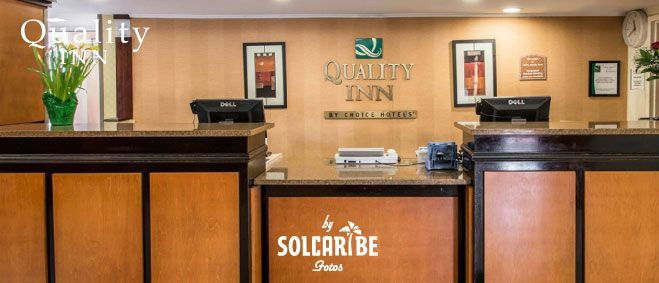 Hotel Quality Inn Miami 02