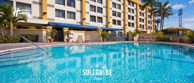 Hotel Holiday Inn Express Miami Airport