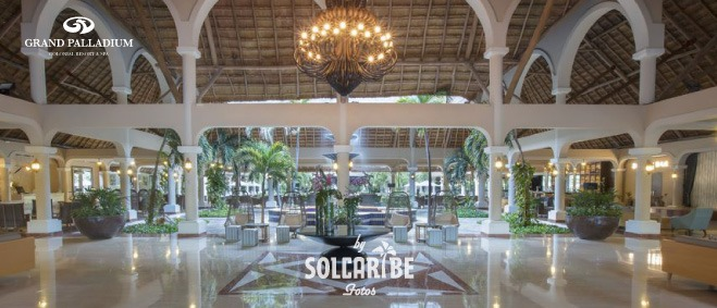 Hotel Grand Palladium Colonial Resort