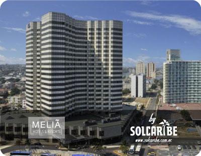 Hotel Meliá Cohiba en La Habana Cuba | SolCaribe