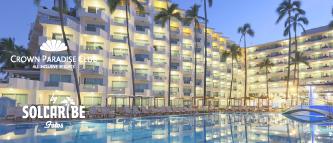 HOTEL CROWN PARADISE GOLDEN PUERTO VALLARTA