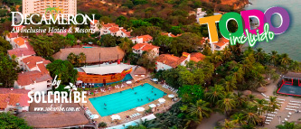 TOUR HOTEL DECAMERON SANTA MARTA