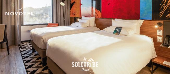 HOTEL NOVOTEL SANTIAGO PROVIDENCIA 05