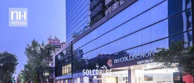 Hotel NH Collection México City Reforma