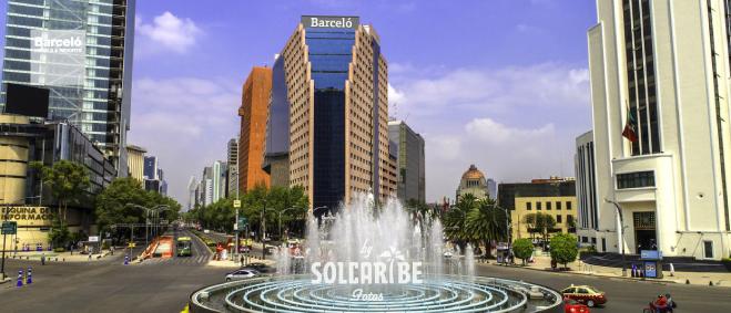 Hotel Barcelo Mexico Reforma