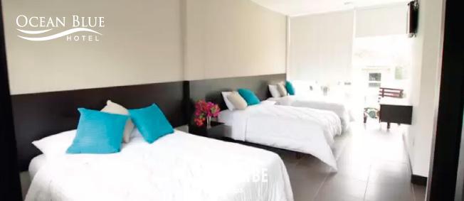 Hotel Ocean Blue Montañita