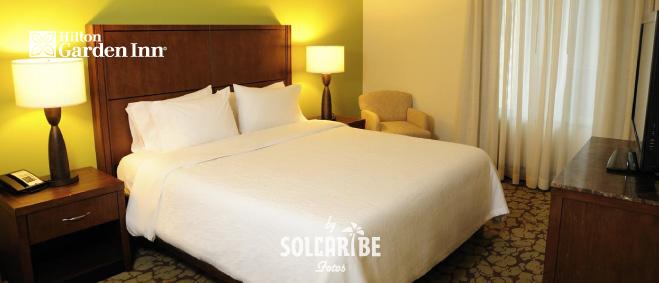Hotel Hilton Garden Inn Panamá