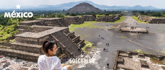 México Pirámides de Teotihuacan 02