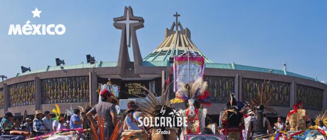 México Basílica de Guadalupe 01